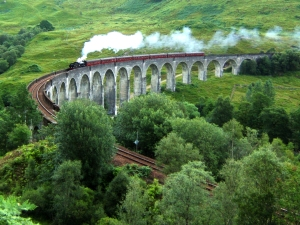 Harry Potter - Glenfinnan Viaduct - (2002)