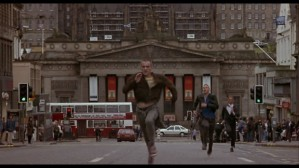 Trainspotting - Princes Street- (1996)
